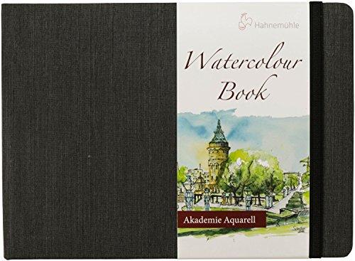 Hahnemuhle Aquarellbuch, A5, 200 g/m², 30 Blatt
